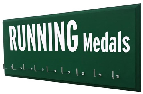 Running medals holder - RUNNING Medals