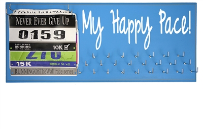 Gifts for runners - My happy pace