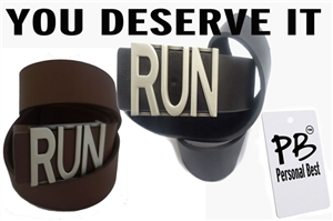 RUN belt father's day running gift