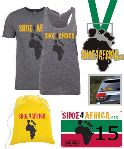 Shoe 4 africa virtual race