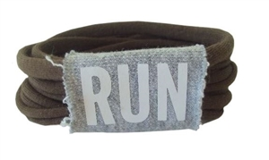 RUN running wristband wraps bracelets