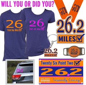 virtual marathon 26.2 miles races runs