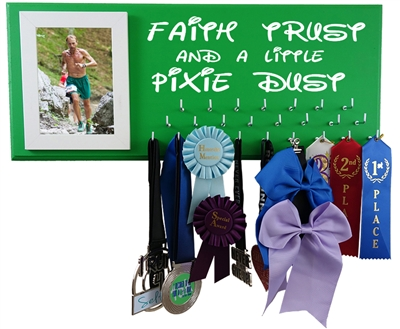 Rundisney running bibs medals holder