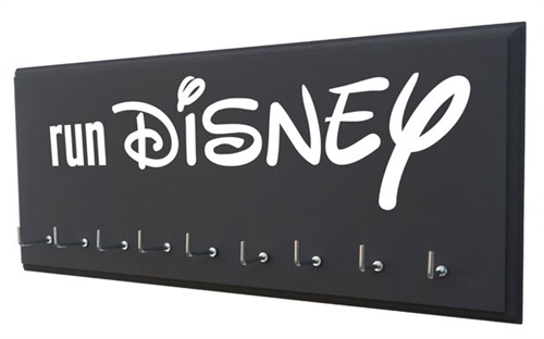 RUN Disney medals display rack