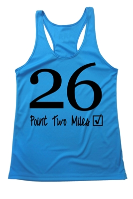 Marathon women's running tank top