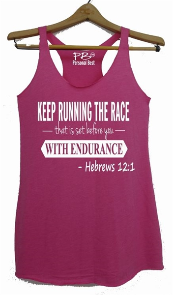 finest selection 1462d f332f Women s Running tank tops - Hebrews