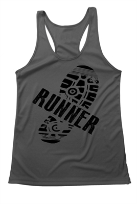 Running tank top for women: Sole Runner