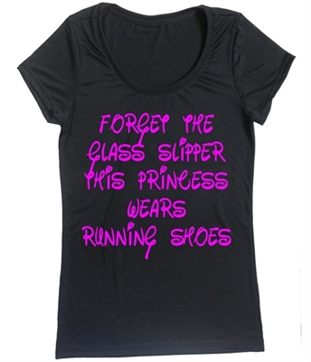 Women's Athletic Wear - Run Disney - Forget the glass slippers