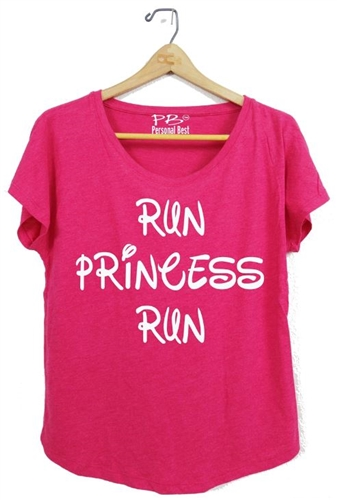 Run Princess Run - Run Disney Fitness Apparel