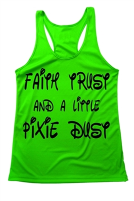 Run Disney -Tinker Bell - Women's running tank