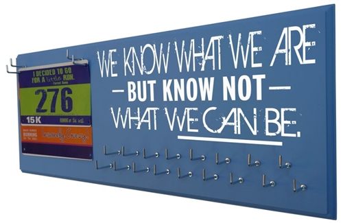 what we are- medals display holder