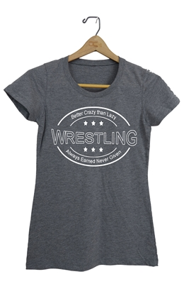 Wrestling T-Shirt for Boys