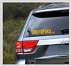shoe 4 Africa bumper sticker