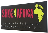 Logo Shoe r Africa medal holder