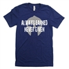 Basketball Shirt - Always Earned Never Given- For Teen Basketball Players