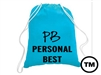 PB: Personal Best - race day bag