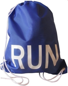 RUN - race day bag