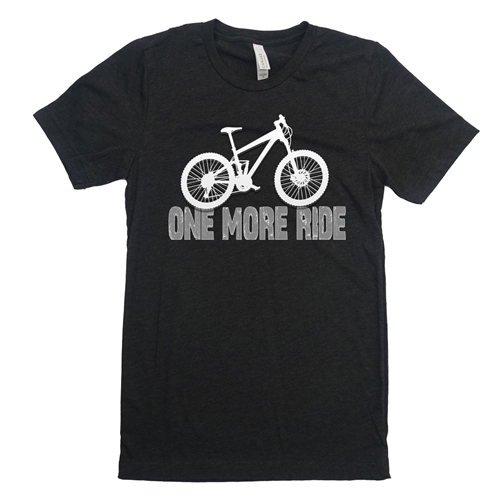 Biking Tee Shirt - Nothing Shall Be Impossible - For Teen Cyclists