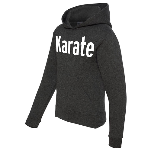 Karate Hoodie - Athletic Sweatshirt for Men & Women
