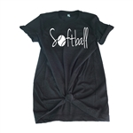 Softball Tee Shirt - For Teen Softball Players