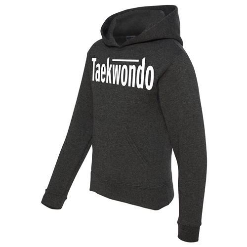 Taekwondo Hoodie - Athletic Sweatshirt for Men & Women