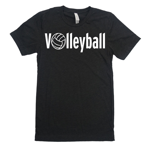 Volleyball Tee Shirt - For Teen Volleyball Players
