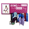 Bows And Bling - Medal display rack
