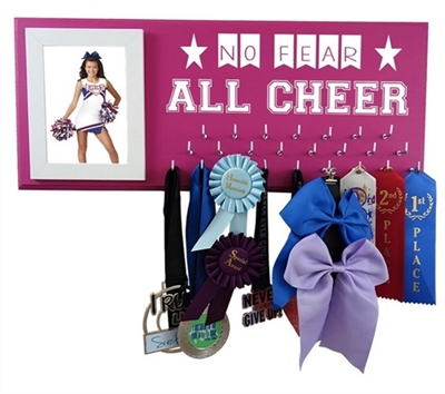 cheerleading cheerleader cheer fearholder display rack gift