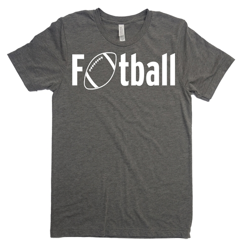 Football Tee Shirt - For Teen Football Players