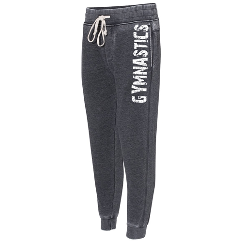 Gray Gymnastics Sweatpants - The Perfect Everyday Classic Joggers for Athletic Teens and Men