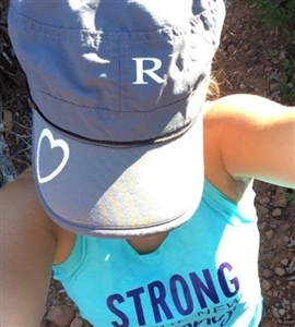 running cap for women