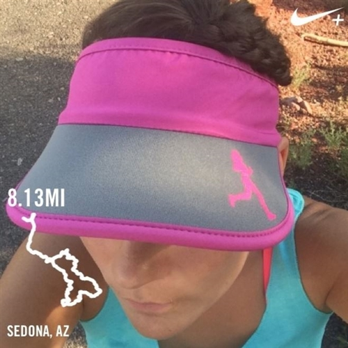 awesome running visor for women