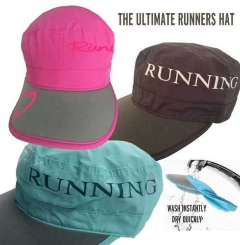 ultimate runner's hat