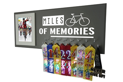medals display - Cycling - Bicycling