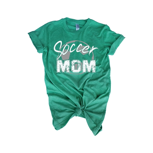 Soccer Tee Shirt - For Moms!