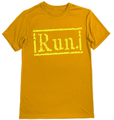 Men's Running Shirt - RUN