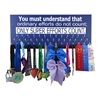 You Must Understand - Medal display rack