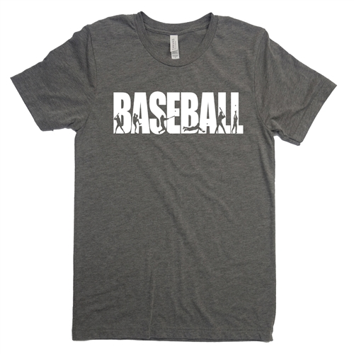 Baseball Tee Shirt - For Teen Baseball Players