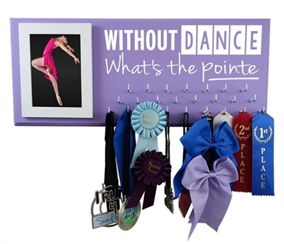dancing ribbons holder hanger display dancers ballet