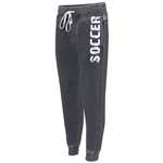 Gray Soccer Joggers - The Perfect Everyday Classic Joggers for Athletic Teens and Men