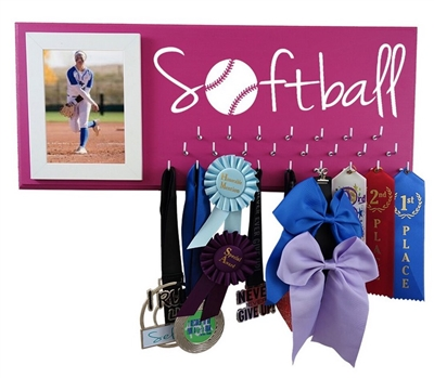 softball holder display hanger