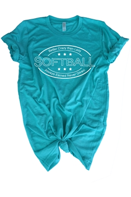 Softball Shirt for Girls