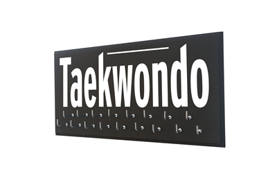 TAEKWONDO holder display hanger