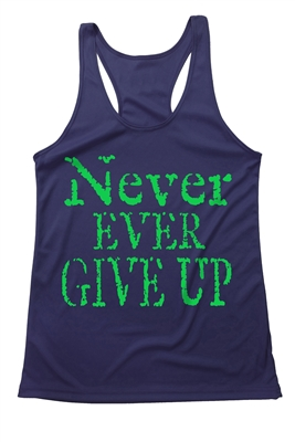 Never Ever Give Up! Tank