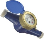 Contacting Head Water Meter