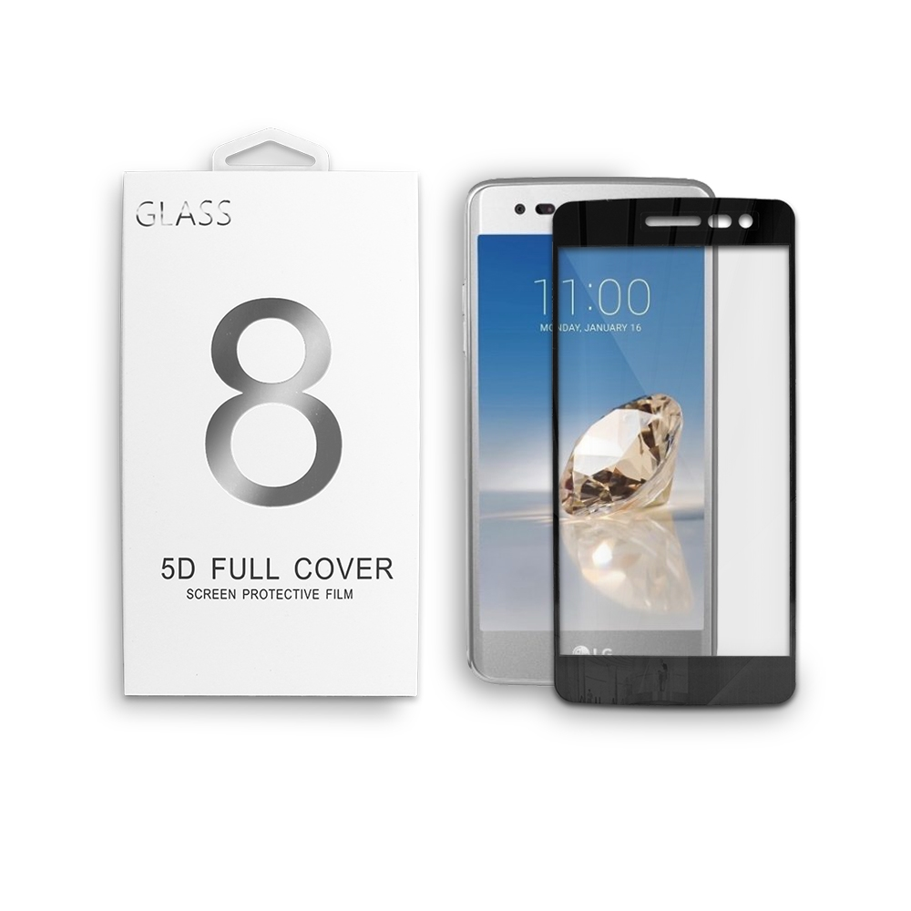 a9cee2b386e6ee LG Aristo / Fortune / Phoenix 3 / LV3 / MS210 Full screen Tempered GLASS  SCREEN PROTECTOR FOR WHOLESALE