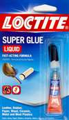 LOCTITE Super Glue - Fast-Acting - 2 g Tube - Each # 1399967