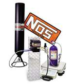 NITROUS OXIDE SYSTEMS Nitrous Refill Station - Pump / Plumbing / Regulator / Scale / Tank Stand - Kit # 14254NOS