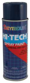 SEYMOUR PAINT Paint - HI TECH - Alkyd Enamel - Gloss Blue - 16.00 oz Aerosol - Each # 16-127
