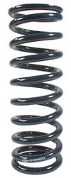 HYPERCO Coil Spring - Conventional - 5.0 in OD - 13.000 in Length - 125 lb/in Spring Rate - Rear - Blue Powder Coat - Each # 18S-125